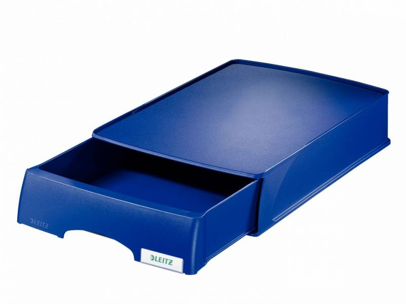 Image of   Skuffemodul Leitz plus blå