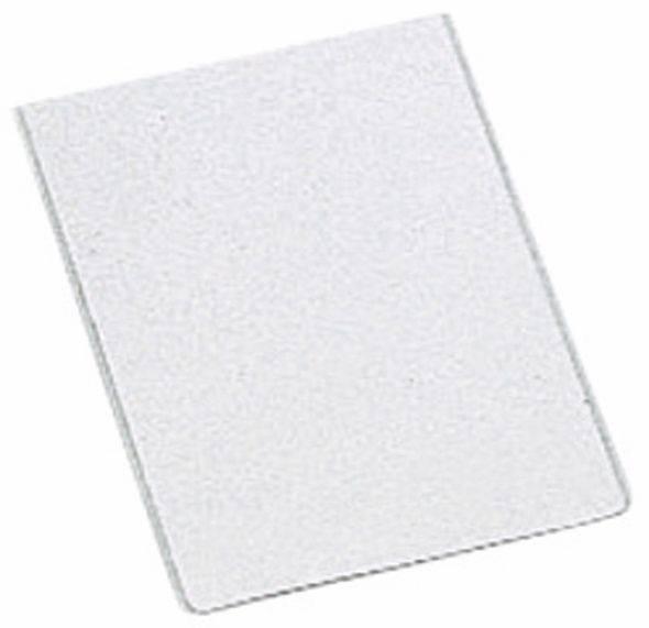 Billede af Plastetui Esselte A5 0,105mm glasklar 100stk/pak