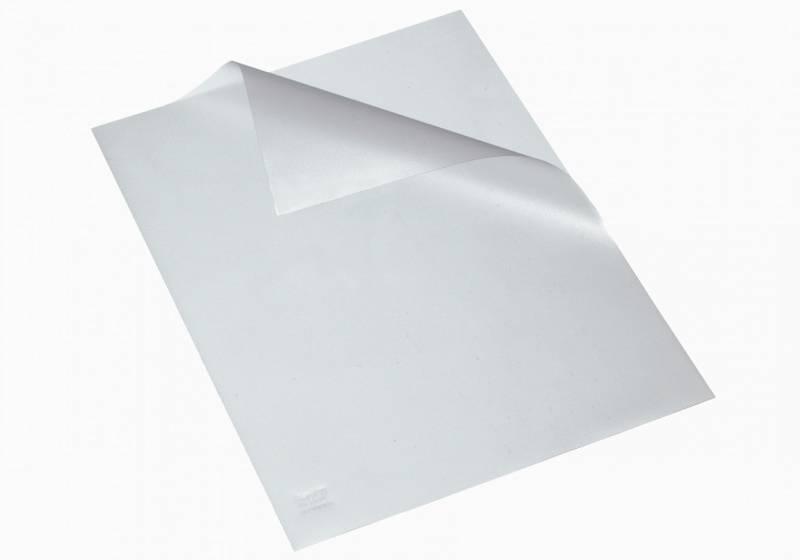 Billede af Plastomslag Bantex A4 0,11mm t/klemrygge præget 100stk/pak