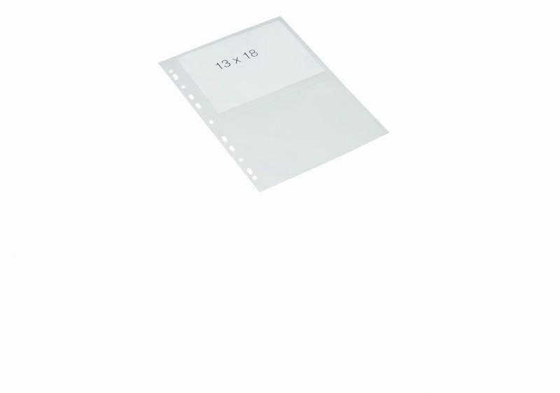 Billede af Fotolomme klar 13x18 cm højformat 10 stk/pak