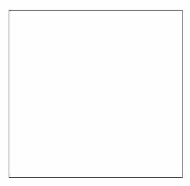 Etiket Meto 29x28mm hvid perm. lim 2 700stk/rul