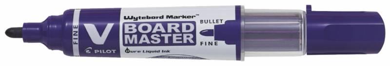 Image of   Whiteboardmarker Pilot violet rund spids 2,3mm