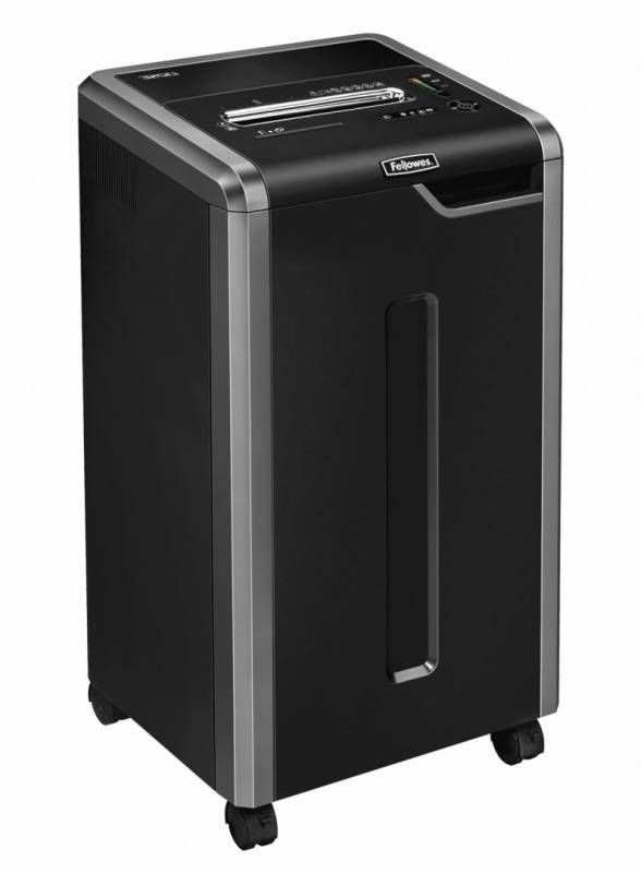 Makuleringsmaskine 325CI Fellowes 20-22 ark P-4 Cross-cut 4x38mm