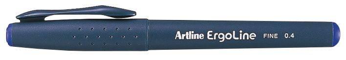 Image of   Fineliner Artline ERG3400 blå Ergoline 0,4mm