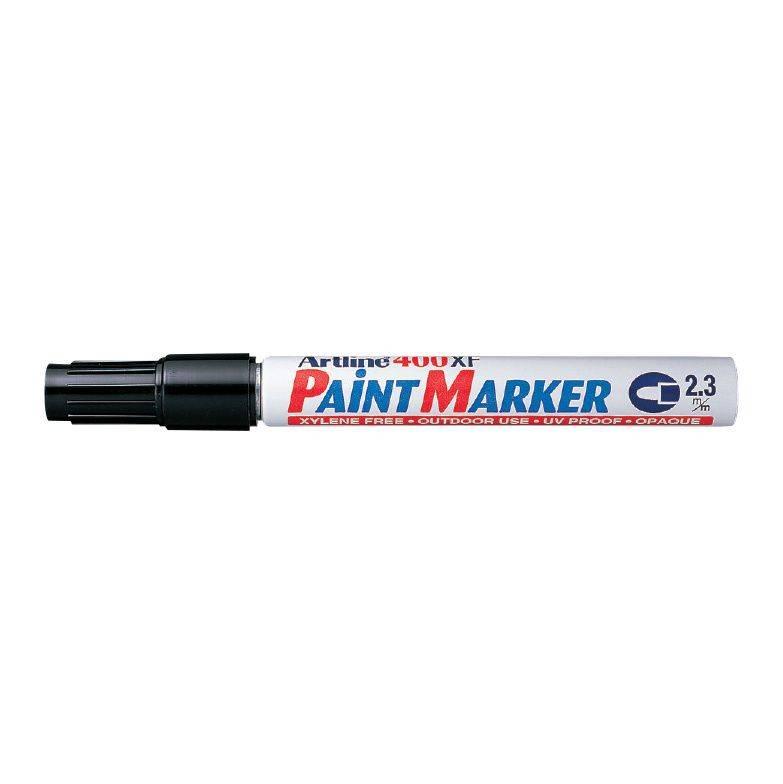 Image of   Paint marker Artline EK400 sort 2,3mm rund spids