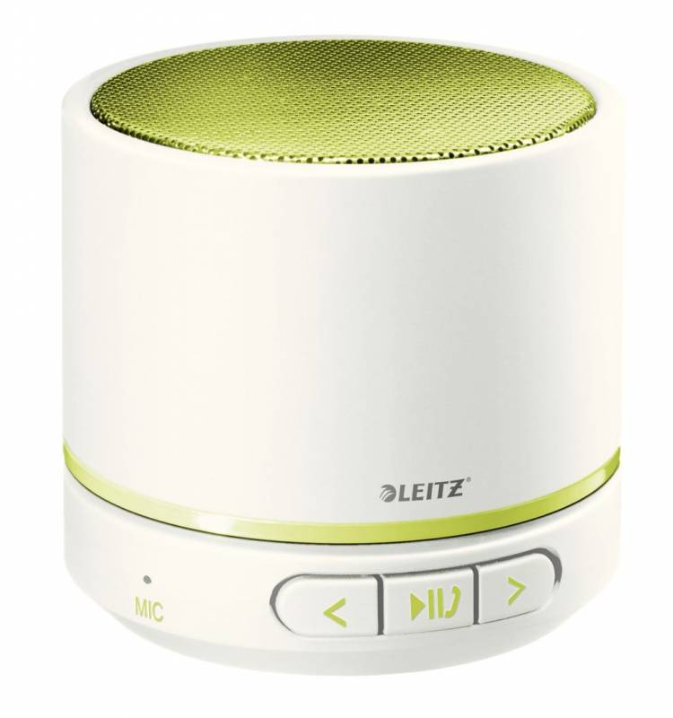 Højttaler Leitz WOW bærbar mini Bluetooth grøn