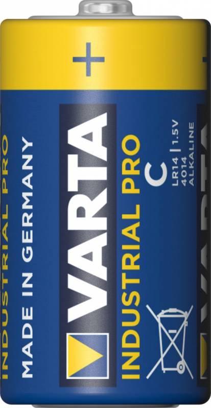 Billede af Batteri Varta Industrial LR 14 C 20stk/pak
