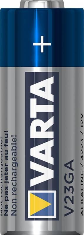 Image of   Batteri Electronic Varta LR23 V23 GA 812V 38mAh 1stk/pak