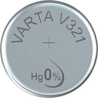 Billede af Batteri Varta ur V321 SR65 1,55V 13mAh 1stk/pak