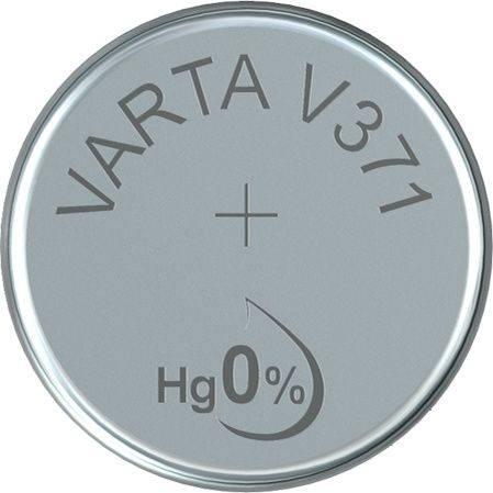 Image of   Batteri Varta ur V371 SR69 1,55V 44mAh 1stk/pak