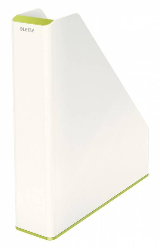 Image of   Tidsskriftsamler Leitz WOW tofarvet grøn