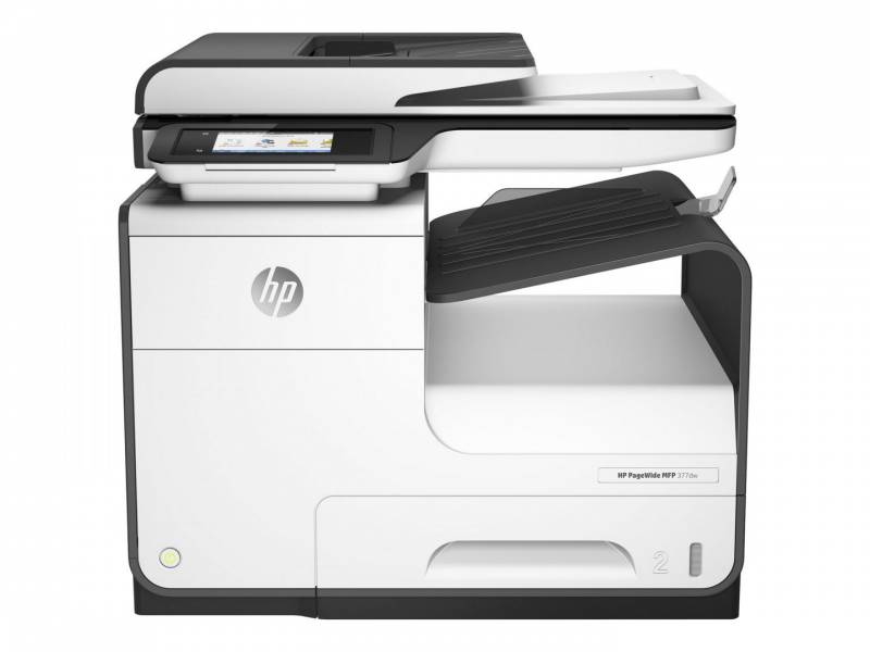 Blækprinter HP PageWide Pro MFP 377dw