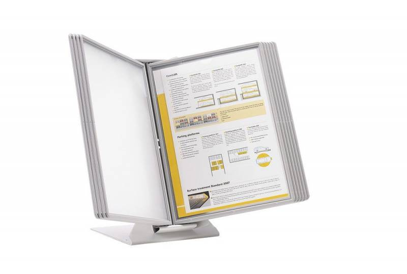 Billede af Registersystem HD A4 Bordmodel t/10 lommer SuperioR