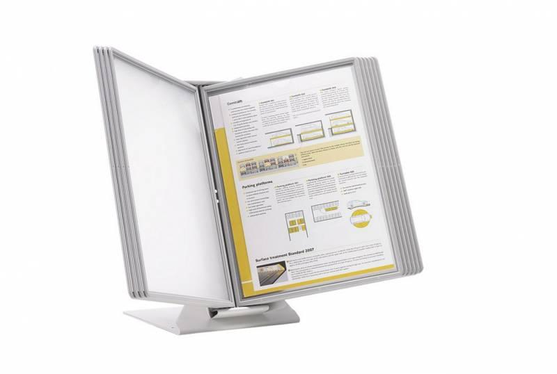 Billede af Registersystem HD A4 Bordmodel t/20 lommer SuperioR
