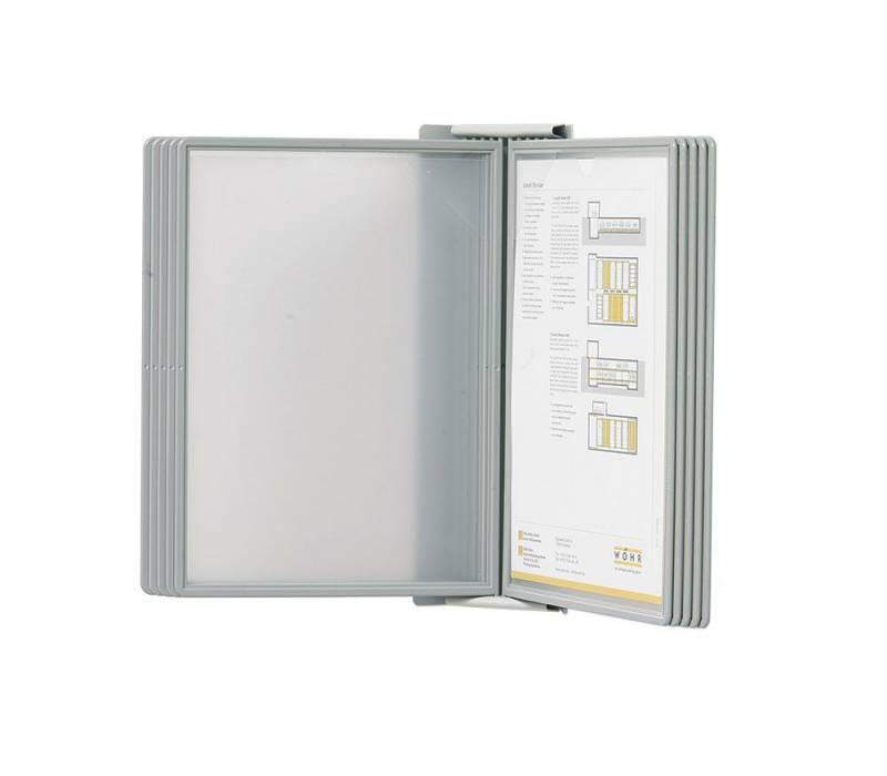 Billede af Registersystem HD A4 vægmodel t/10 lommer SuperioR
