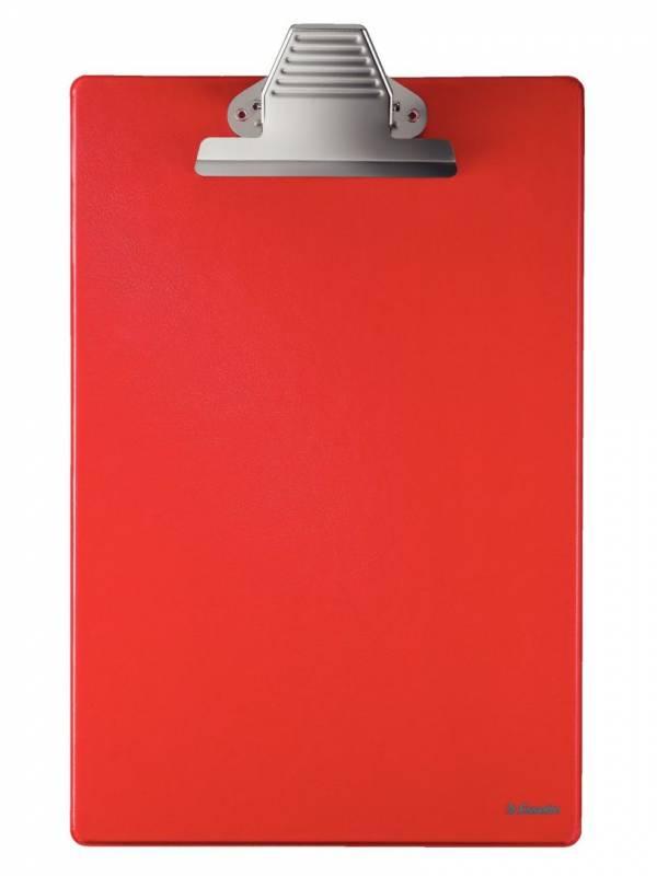 Image of   Blokholder Esselte rød A4 u/forside 27353