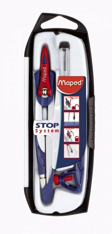 Billede af Passer 3 dele STOP SYSTEM Maped 0,5mm pencil
