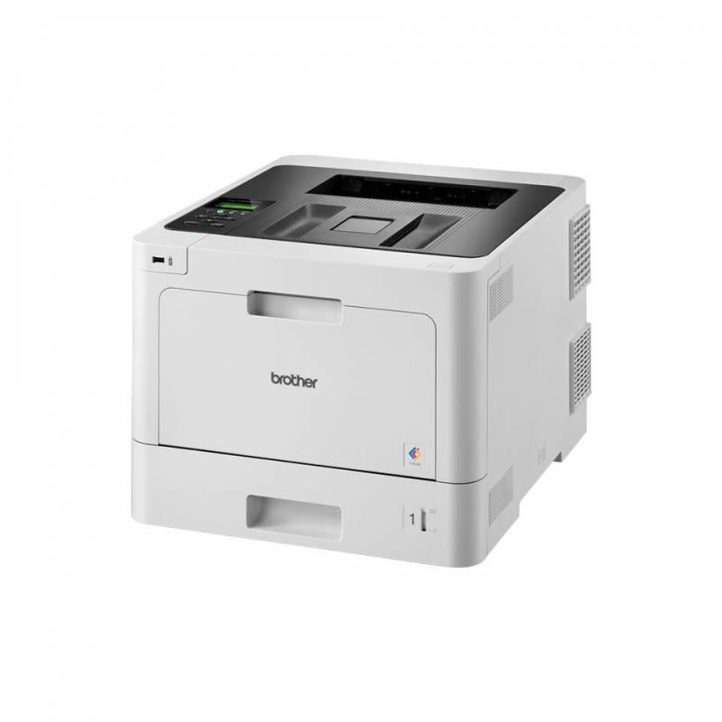 Farveptr. Brother HL-L8260CDW m/Wi-fi og duplexprint