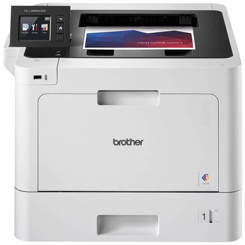 Farveptr. Brother HL-L8360CDW m/Wi-Fi og duplexprint