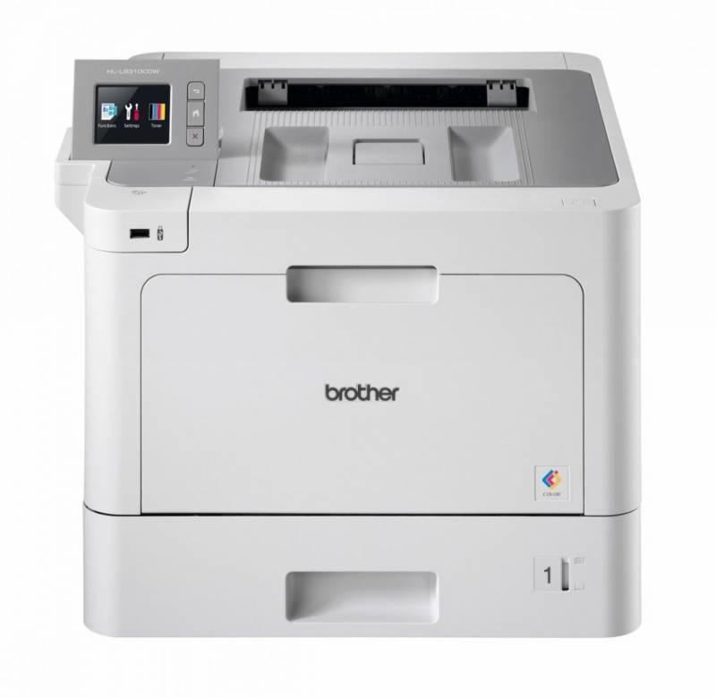Farveptr. Brother HL-L9310CDW m/Wi-Fi , duplex