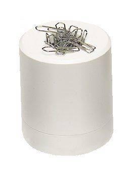 Clipsholder Vision m.magnet hvid 63x63x84mm 9408