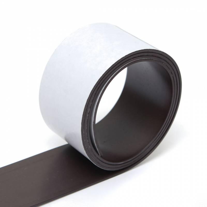Image of   Magnettape 20mmx30m brun 1,5mm almindelig