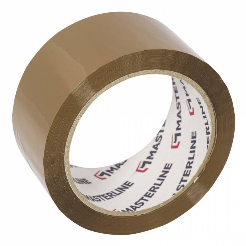 Image of   Tape PP28 S brun 48mmx66m