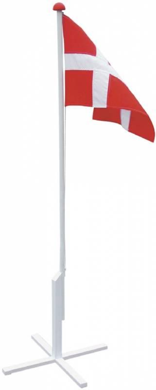 Image of   Flagstang 180cm m/fod, flagline, hejs og flag