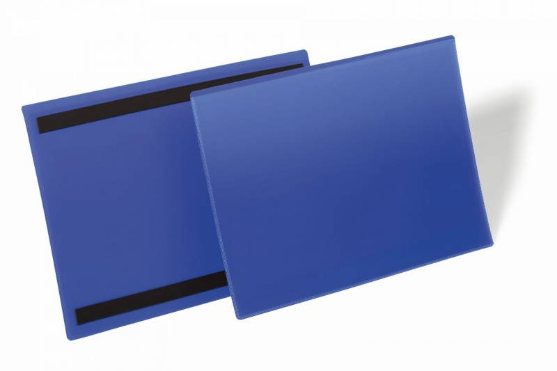 Image of   Hyldeforkant m/magnet A4 tværformat