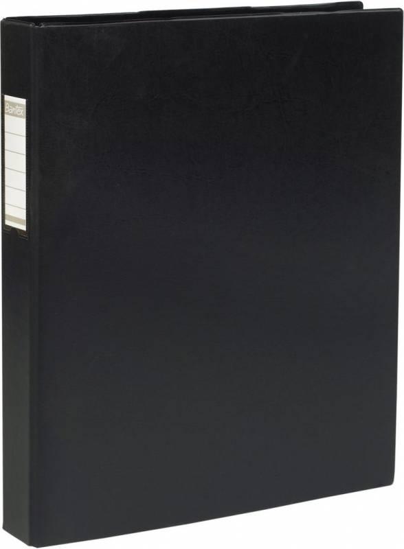 Billede af Ringbind ELBA 30mm 4-rings D-mek. sort A3 højformat 1267