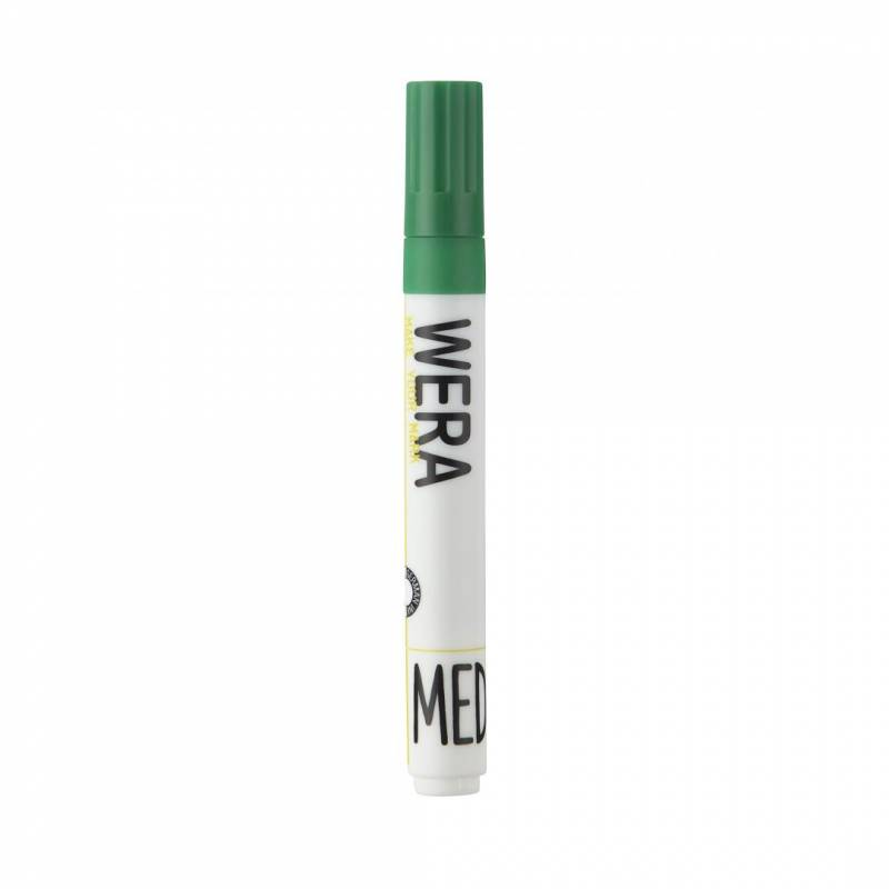 Image of   Whiteboardmarker WERA grøn rund 1-3mm