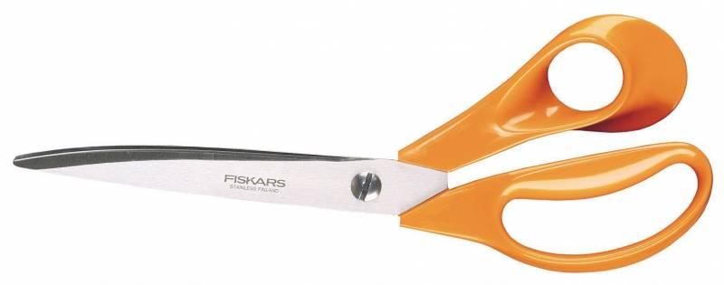 Billede af Saks Fiskars skræddersaks orange 24cm