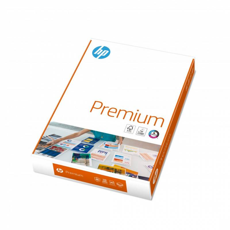 Kopipapir HP Premium A4 80g CHP850 500ark/pak