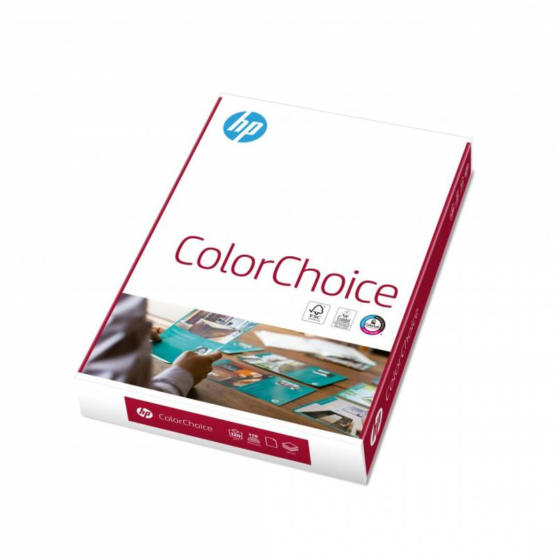 Image of   Kopipapir HP Color Choice A3 120g CHP762 250ark/pak