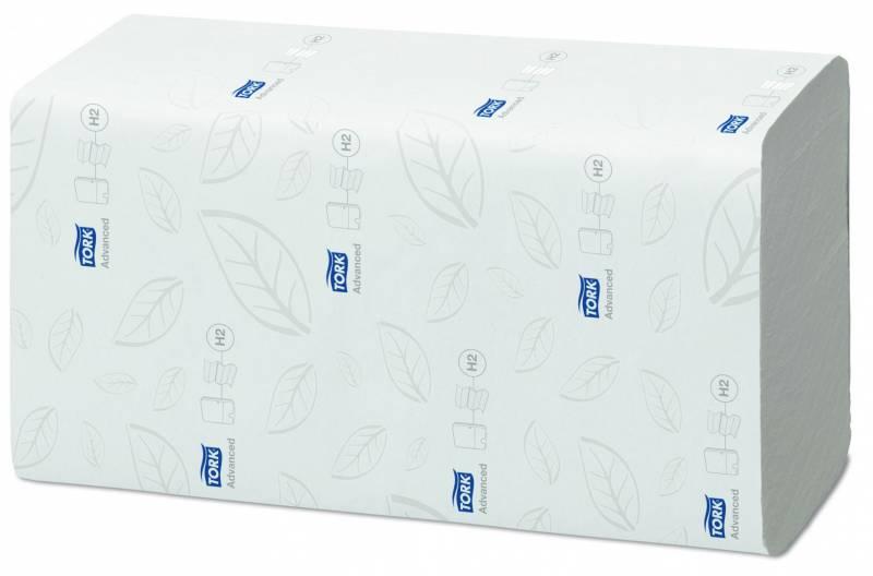 Billede af Papirhåndklæde Tork Xpress H2 2-lags M-fold 4200stk/kar