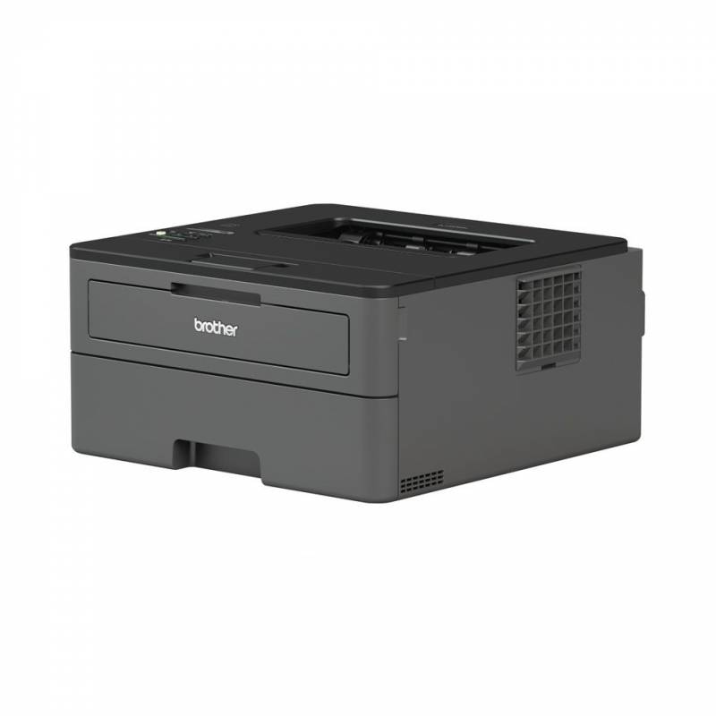 Laserprinter Brother HL-L2370DN S/H m/netkort og duplexprint