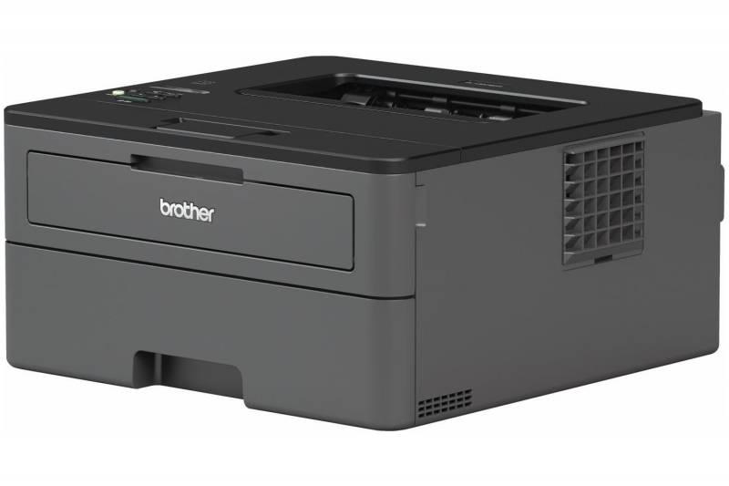 Laserprinter Brother HL-L2375DW S/H m/Wi-Fi og duplexprint