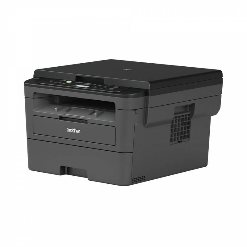 Alt-i-én Brother DCP-L2530DW S/H m/Wi-Fi og duplexprint