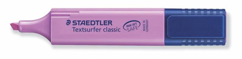 Tekstmarker STAEDTLER 364 violet Textsurfer Classic inkjet