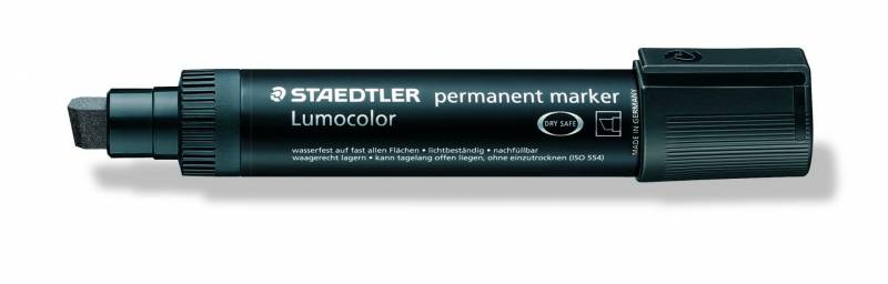 Marker Lumocolor permanent sort 2-12mm 388