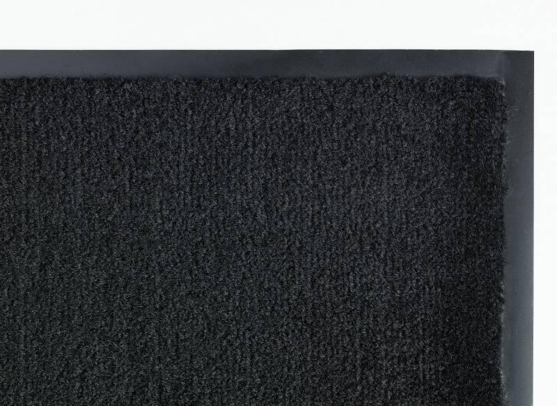 Måtte Solett sort 600x900mm