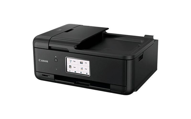 Blækprinter Canon Pixma TR8550 A4 sort multifunktion