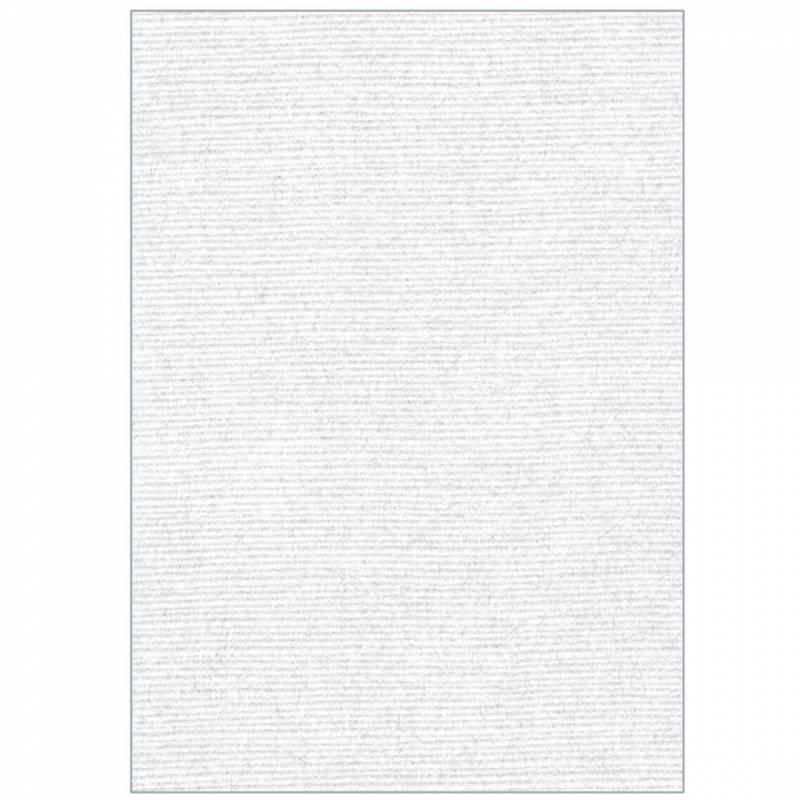 Image of   Kartonforside til indbinding Fellowes A4 250g hvid Linen Texture 100stk/pak