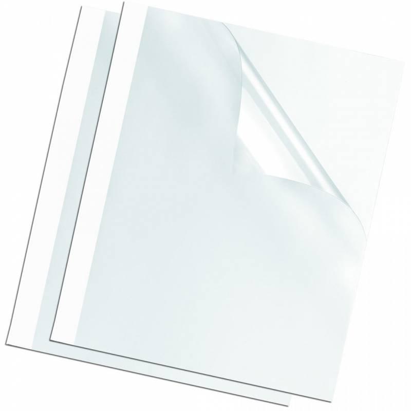Limomslag Fellowes A4 3mm 9-32 sider 100stk/pak hvid