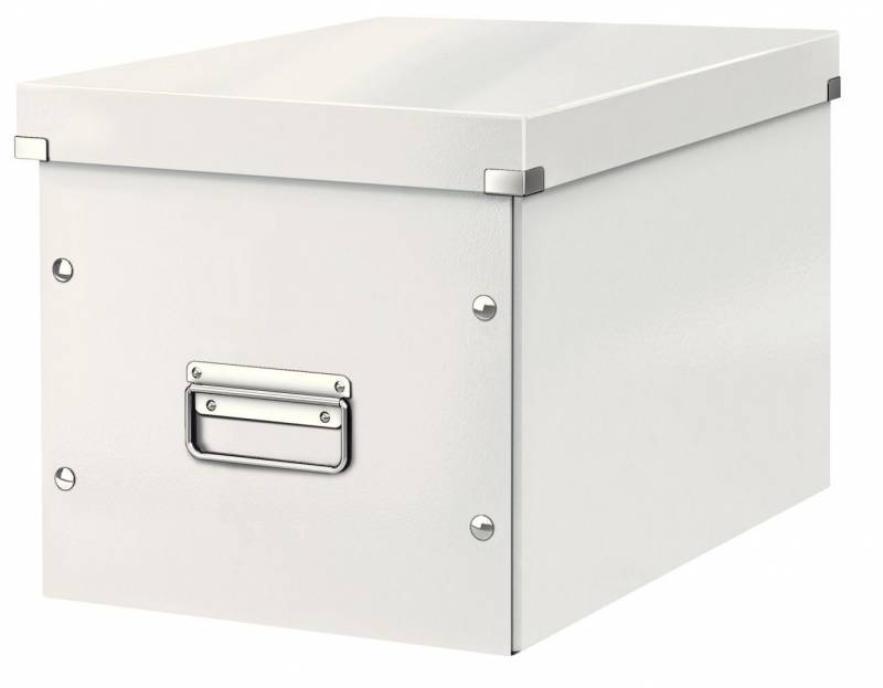 Image of   Arkivboks Leitz Click&Store Cube Large hvid