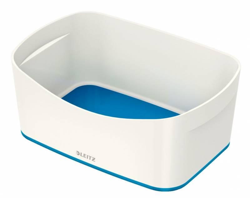 Image of   Opbevaringsbakke Leitz MyBox hvid/blå