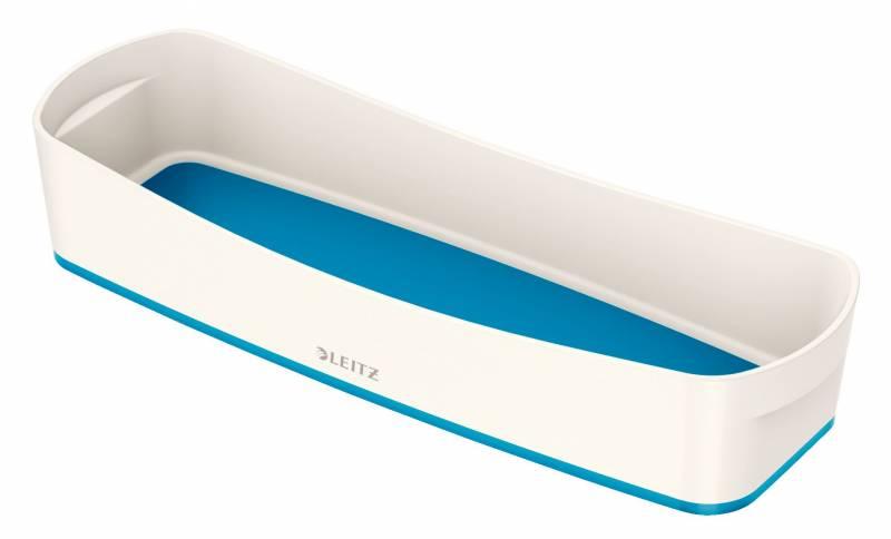 Organiseringsbakke Leitz MyBox Long hvid/blå