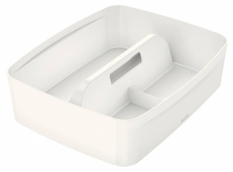 Organiseringsbakke Leitz MyBox Large m/håndtag