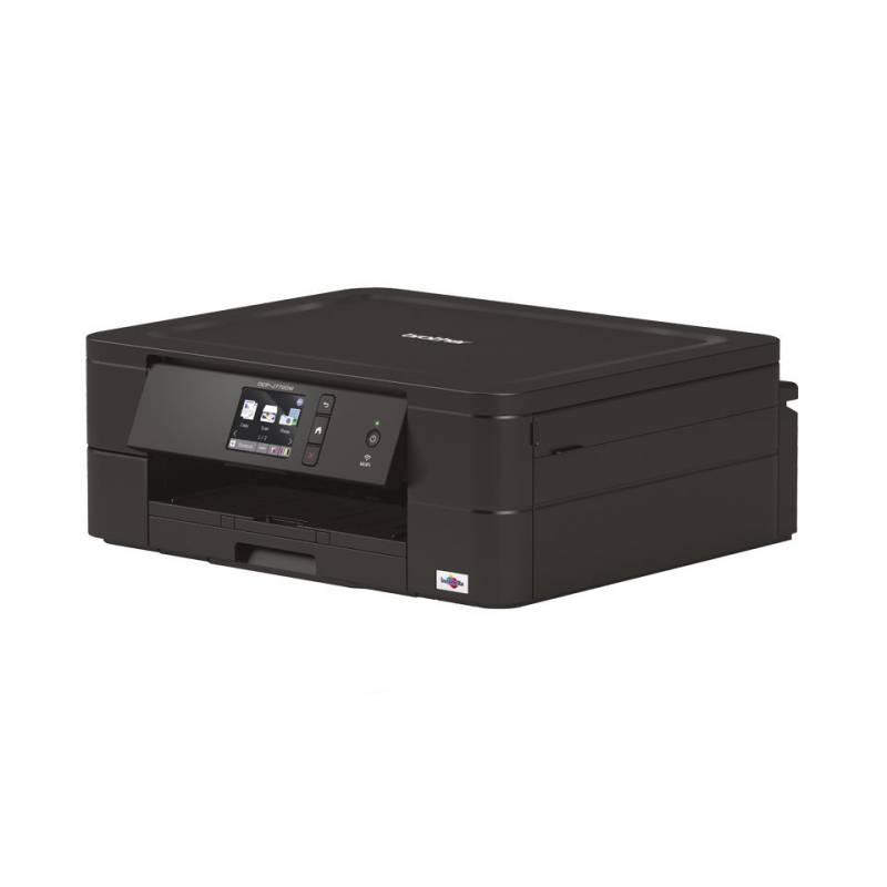 Alt-i-én Brother DCP-J772DW m/ Wi-fi og duplexprint