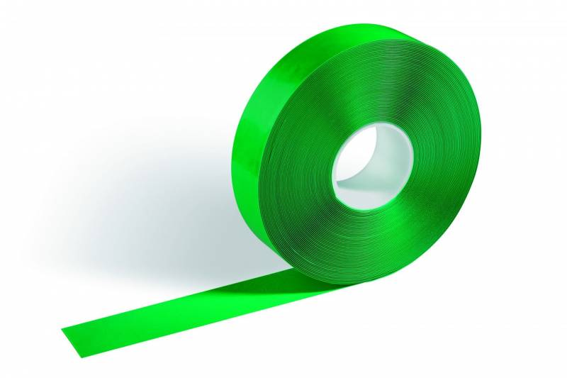 Image of   Gulvtape Duraline Strong 50mmx30m 1,2mm grøn